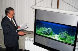 Adil Kazakhstan's aquarium contest 2011- 1 re