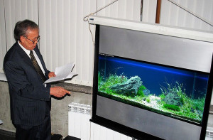 Adil Kazakhstan's aquarium contest 2011- 1 re