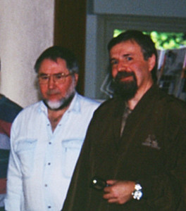 Sergei and Ulrich Glaser sen