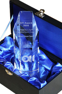 Glaser OFI Award 2009 video re