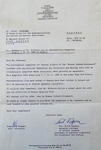 Symposiums Austria 1
