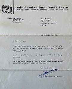 Symposiums Holland 1980