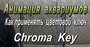 Aq. animation Chroma Key 2018