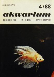 Aquarium Poland 1988 2018
