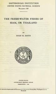 Siam fish Smith 1945