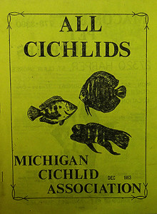Cichlids Michigan 1983