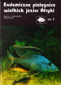 African cichlids Poland 1986 2019