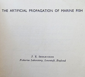 Book marine fish breeding 1964 - 2019 1