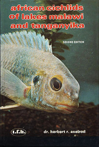 African cichlids of lakes malawi and Tanganyika 1974 ed
