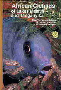 African cichlids of lakes malawi and Tanganyika 1993 ed
