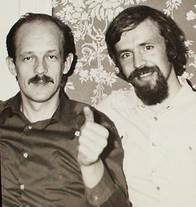 Boguslaw Ziarko and I