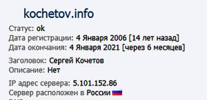 Kochetov.info 2020 1