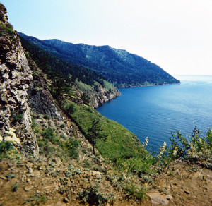 Baikal landscape ed