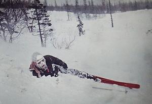 Лыжи Кировск 1975 2021