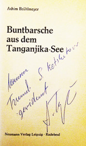 Achim Bruhlmeyer Tanganyika 1981 2017 1 ув